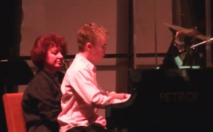 exultation piano solo by Robert D Vandall