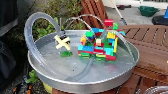 The Happy Splash Machine