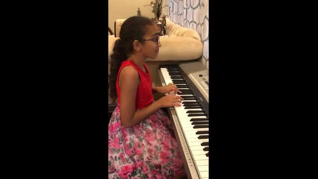 Peyton's Piano