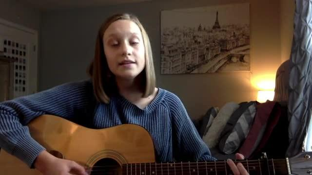 "Alec Benjamin - ""End of The Summer"" Cover by Brooke"